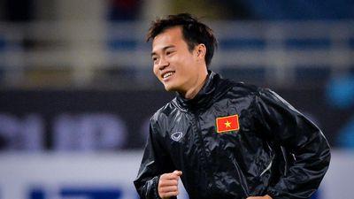 Văn Toàn trở lại tập cùng đồng đội trước chung kết AFF Cup