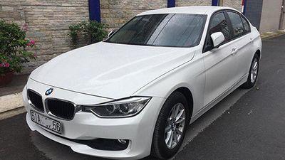 Xe sang BMW 320i dùng 6 năm, giá chỉ 818 triệu ở Sài Gòn