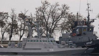 Thuyền trưởng 2 tàu Ukraine bị Nga bắt quyết không khai báo