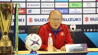 HLV Park trả lời thế nào khi bị cầu thủ malaysia tố Việt Nam đá rắn?
