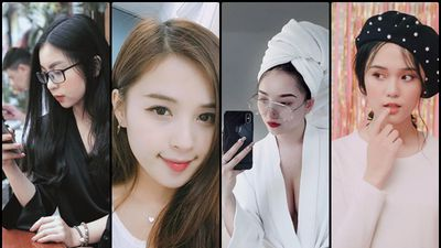 Những hình ảnh các cầu thủ U23 Vệt Nam 'tình tứ' bên người yêu xinh như hot girl