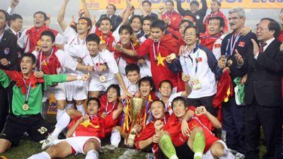 Các nhà vô địch AFF Cup 2008 sẽ tiếp lửa cho tuyển Việt Nam đá với Malaysia tại sân Mỹ Đình
