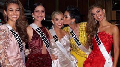 Hoa hậu Mỹ xin lỗi vì chê H'Hen Niê tiếng Anh kém và hành động đáp trả của H'Hen Niê khiến fan toàn thế giới nể phục
