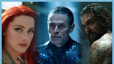 Danh sách thủy thần tạo nên cuộc chiến khốc liệt dưới đại dương trong 'Aquaman: Đế Vương Atlantis'