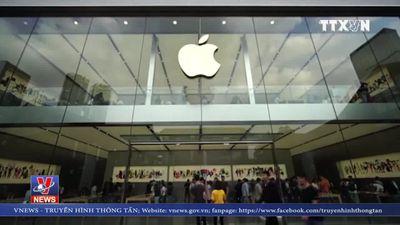 Công ty Trung Quốc kêu gọi nhân viên tẩy chay Apple
