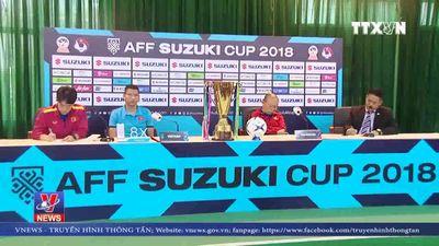 Họp báo trước trận chung kết AFF suzuki cup 2018