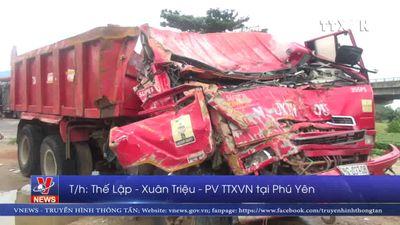 Tai nạn liên tiếp trên tuyến quốc lộ 1, đoạn qua Phú Yên