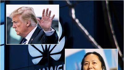 Vụ bắt giữ Phó Chủ tịch Huawei: Tổng thống Trump đi quá 'giới hạn đỏ'