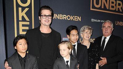 Angelina Jolie tiết lộ với Pax Thiên bí mật động trời về Brad Pitt