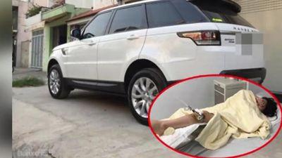 Toàn cảnh tài xế Range Rover đâm nữ sinh dập não, gãy chân rồi bỏ chạy