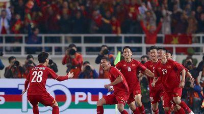 Hạ Malaysia ở Mỹ Đình, ĐT Việt Nam lần thứ hai bước lên đỉnh cao AFF Cup