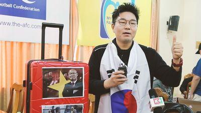 'Người dân Hàn Quốc rất quan tâm trận chung kết AFF Cup'