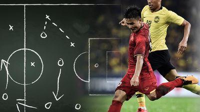 Những điểm nhấn chiến thuật trước trận chung kết AFF Cup 2018