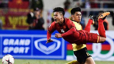 Những pha phạm lỗi của Malaysia trong trận chung kết AFF Cup lượt về