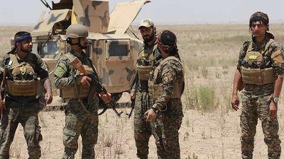 IS tung video đánh Lực lượng Dân chủ Syria tại Hajin