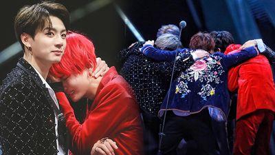Thì ra đây chính là lí do các chàng trai BTS bật khóc tại lễ trao giải MAMA 2018?