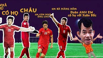 Tiết lộ mối quan hệ thật sự của Xuân Bắc và các cầu thủ đội tuyển Việt Nam