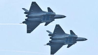 Mỹ làm nhái chiến đấu cơ Trung Quốc để phục vụ huấn luyện