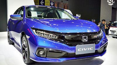 Đại lý rục rịch chào bán Honda Civic 2019 tại Việt Nam