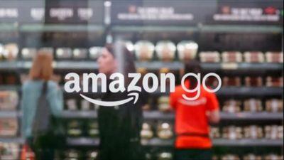 Sân bay trở thành 'đất vàng' mua sắm mới cho Amazon