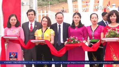 Xây trường học cho thầy trò vùng lũ huyện Phù Yên, Sơn La