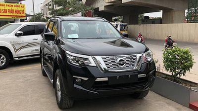 SUV Nissan Terra số sàn giá 986 triệu đồng tại Hà Nội