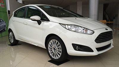 Ế ẩm và dính lỗi - Ford Fiesta bị khai tử tại Việt Nam
