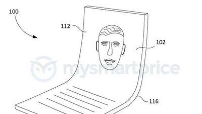 Bằng sáng chế của Google giải quyết vấn đề độ bền màn hình gập lại