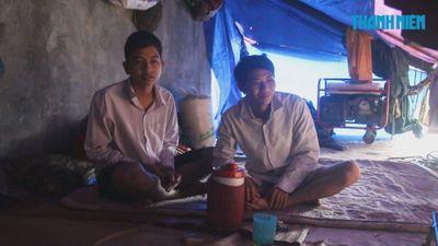 Lũ về lúc nửa đêm, nhóm thợ hồ người Cơ Tu suýt mất mạng trên bán đảo Sơn Trà