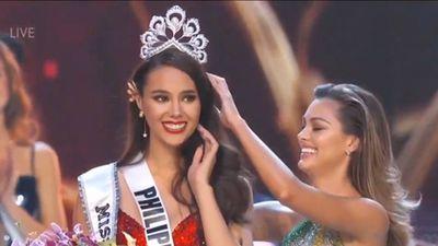 Nhan sắc nóng bỏng của mỹ nhân Philippines đăng quang Miss Universe 2018