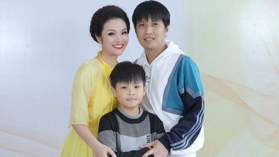 Chồng ca sĩ Tân Nhàn: 'Tôi yêu vợ tôi quá!'