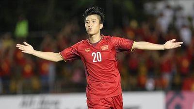 Màn trình diễn xứng đáng điểm 10 của Phan Văn Đức tại AFF Cup 2018