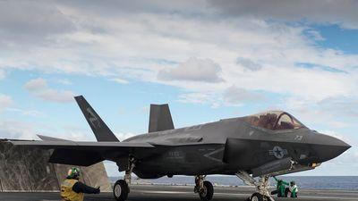 Tàu sân bay đầu tiên của Mỹ đạt chứng nhận vận hành F-35C