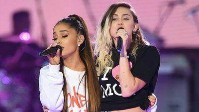 Cover 'No Tears Left to Cry' của 'cạ cứng' Ariana Grande, Miley Cyrus lại bị trách 'lo chuyện bao đồng'!