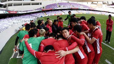 Trực tiếp Việt Nam vs Yemen, 23h ngày 16/1: Phía trước là bầu trời