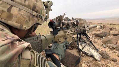 Rút kinh nghiệm từ chiến trường Syria, Mỹ mua thêm súng bắn tỉa M110 SASS