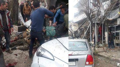 IS đánh bom tự sát khủng bố ở Manbij, ít nhất 2 lính Mỹ thiệt mạng