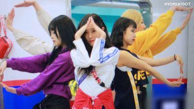 Loạt hình ảnh hậu trường MV mới của Hyomin: Vũ đạo đẹp mắt, thần thái ngời ngời nhưng… mặc đồ kín quá