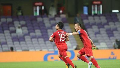 Highlights Việt Nam vs Yemen Asian Cup hiệp 1: Việt Nam áp đảo