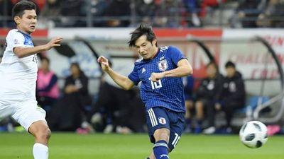 Highlights: Ngược dòng trước Uzbekistan, Nhật Bản giành ngôi đầu bảng
