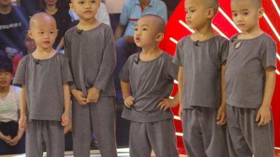 5 chú tiểu mồ côi làm khán giả cười nghiêng ngả lập kỷ lục 200 triệu