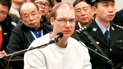 Vì sao Trung Quốc kết án tử hình công dân Canada?