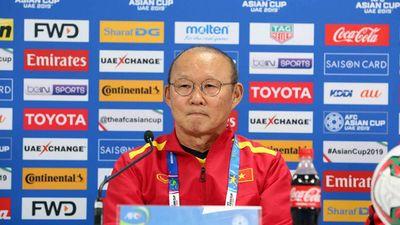 HLV Park Hang Seo: 'Giá mà tuyển Việt Nam có thêm 1 bàn thắng!'