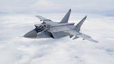 Kinh ngạc với khả năng tác chiến của chiến đấu cơ MiG-31