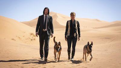 Keanu Reeves tái xuất với 'John Wick: Chapter 3 - Parabellum' cùng loạt cảnh truy đuổi, chiến đấu nghẹt thở trong trailer mới