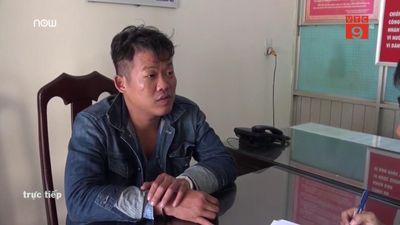 Sư thầy quật ngã đạo chích trước cửa chùa ở Khánh Hòa