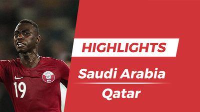 Highlights Asian Cup 2019: Saudi Arabia 0-2 Qatar