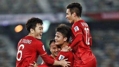 Hành trình gian nan của tuyển Việt Nam để bước vào vòng 1/8 Asian Cup