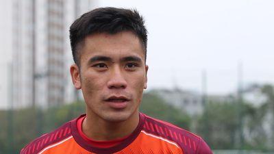 Bùi Tiến Dụng: Tôi vẫn thường hỏi thăm tình hình của tuyển Việt Nam