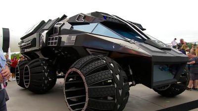 Xe thám hiểm sao Hỏa Mars Rover của NASA